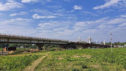উদ্বোধনের অপেক্ষায় পার্বত্য অঞ্চলের প্রথম স্থলবন্দর