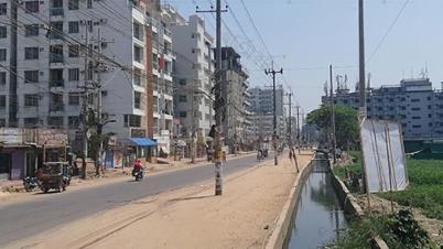পর্যটন নগরী কক্সবাজার লকডাউন