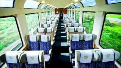 ঢাকা-চট্টগ্রাম-কক্সবাজার রুটে চালু হচ্ছে ট্যুরিস্ট ট্রেন