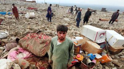 আফগানিস্তানে বন্যায় মৃতের সংখ্যা বেড়ে ১০০