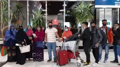 থাইল্যান্ডে আটকেপড়া ৬৮ বাংলাদেশী ফিরছেন