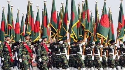 বিশ্ব মানবতার শ্রেষ্ঠ উদাহরণে পরিণত হয়েছে বাংলাদেশ সশস্ত্র বাহিনী