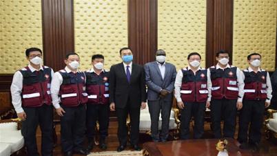 করোনা প্রতিরোধে কাজ শুরু করেছে চীনা বিশেষজ্ঞ দল