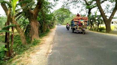গ্রামের রাস্তায়ও চলবে ভারী যান, সেভাবে নির্মাণের নির্দেশ