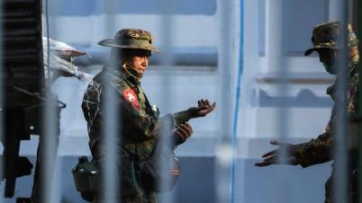 চীনের শ্রমিক দলকে উদ্ধার করেছে বাংলাদেশের শান্তিরক্ষীরা