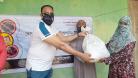 প্রবাসী ফাউন্ডেশনের উদ্যোগে ৫০০ পরিবারে খাদ্য সামগ্রী বিতরণ