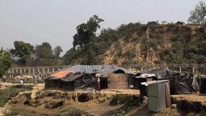 মিয়ানমার সীমান্তবর্তী এলাকায় আবারো উত্তেজনা