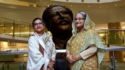 রেহানার ত্যাগ-প্রেরণাতেই শেখ হাসিনা সফল রাষ্ট্রনায়ক: কাদের
