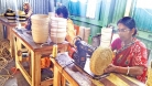 বরিশালের নারীদের তৈরি পণ্য রপ্তানি হয় ২১ দেশে