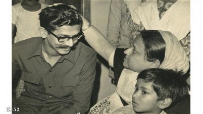 বীর মুক্তিযোদ্ধা ক্যাপ্টেন শেখ কামাল এর জন্মবার্ষিকী