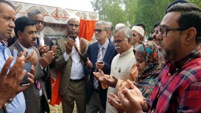 'আমরা টানেল নির্মাণ করছি যা ভারতও পারেনি'