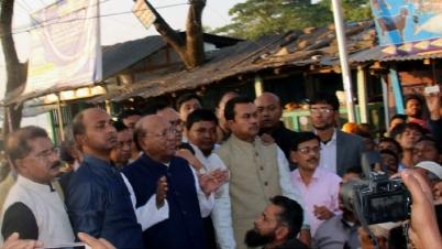 'খালেদা জিয়ার নির্বাচন করতে না পারা আদালতের বিষয়'