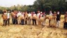 মাগুরায় বোরোর বাম্পার ফলনে কৃষকের মুখে হাসি