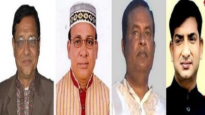 দিনাজপুরে ৪ উপজেলা চেয়ারম্যান বিনা প্রতিদ্বন্দিতায় নির্বাচিত