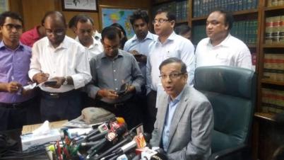 'আবরার হত্যা: রাষ্ট্রপক্ষের কৌঁসুলি টিম গঠনের প্রক্রিয়া চলছে'