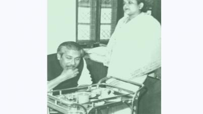 ফজিলাতুন নেছা মুজিবের কারাগার 'দেখা'