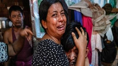 মিয়ানমারে গুলিতে নিহত ১১৪: বিশ্বজুড়ে নিন্দার ঝড়