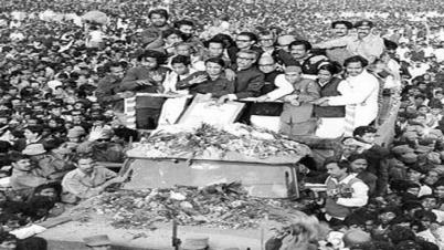 ২০২০ সালে বঙ্গবন্ধুর স্বদেশ প্রত্যাবর্তন দিবসের তাৎপর্য: শাহরিয়ার
