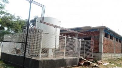 গাইবান্ধা জেনারেল হাসপাতালে বসানো হচ্ছে অক্সিজেন প্ল্যান্ট