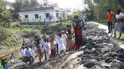 মুন্সিগঞ্জে অতি-দরিদ্রদের কর্মসুচির সুফল পাচ্ছেন উপকারভোগীরা