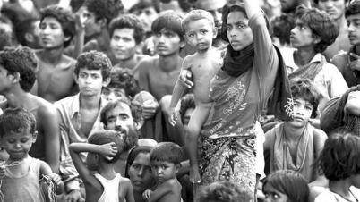 বিশ্ব শরণার্থী দিবস ও বাংলাদেশ