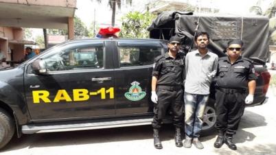 কুমিল্লায় ফেসবুকে করোনা নিয়ে গুজব ছড়ানোয় যুবক গ্রেফতার