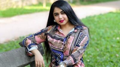 সব কিছু এখন আল্লাহর হাতে, বললেন অভিনেত্রী ফারিয়া শাহরিন