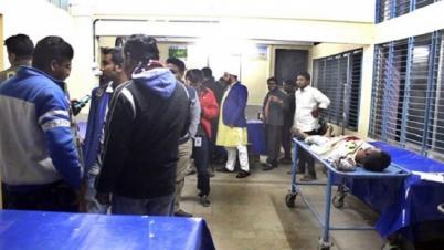 চাঁপাইনবাবগঞ্জে শিশু ধর্ষণ ও হত্যাকারী বন্দুকযুদ্ধে নিহত