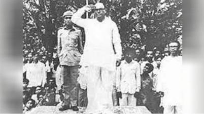 স্বাধীন সার্বভৌম বাংলাদেশ সরকার গঠিত হয় একাত্তরের ১০ এপ্রিল