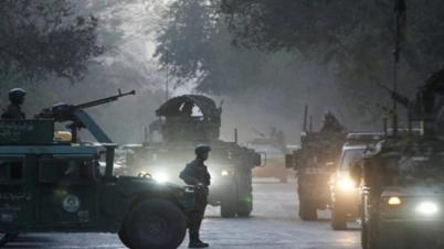 আফগানিস্তানে তালেবান হামলায় ৭ সেনা নিহত