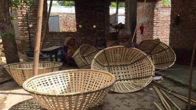 ব্রাহ্মণবাড়িয়ায় বাঁশ-বেত শিল্পের নীরব বিপ্লব