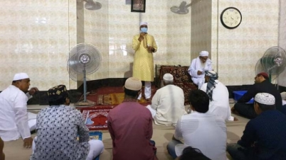 চট্টগ্রামের মসজিদে মসজিদে করোনা নিয়ে সচেতনতামূলক প্রচারণা