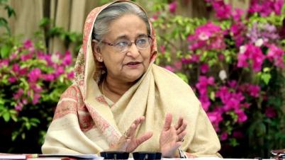 শেখ হাসিনা: একজন সফল রাষ্ট্রনায়ক