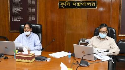'সম্ভাব্য খাদ্য সংকট' মোকাবিলায় প্রস্তুতির কথা বললেন কৃষিমন্ত্রী