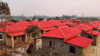 ব্রাহ্মণবাড়িয়ায় পাকা ঘর পাচ্ছে১০৯১ গৃহহীন পরিবার