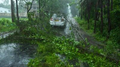 'ধ্বংসস্তুপে পরিণত হয়েছে কলকাতা'