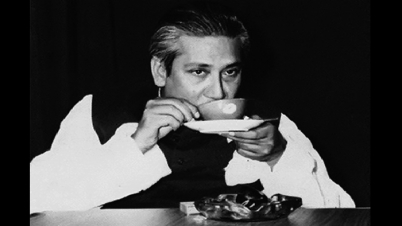 ৪ জুন ১৯৫৭:প্রথম বাঙালি হিসাবে চা বোর্ডের চেয়ারম্যান হন বঙ্গবন্ধু