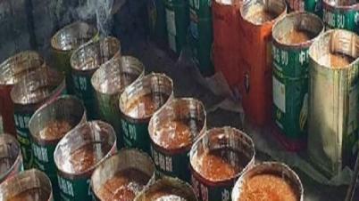 লালপুরে ভেজাল গুড় প্রস্তুতকারীকে ৩ লাখ টাকা জরিমানা